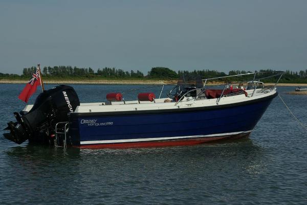 Orkney Vangaurd 190