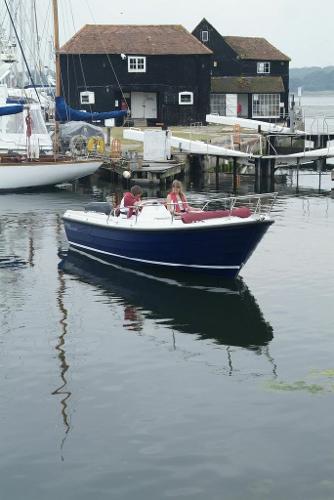 Orkney Vangaurd 190 Bow