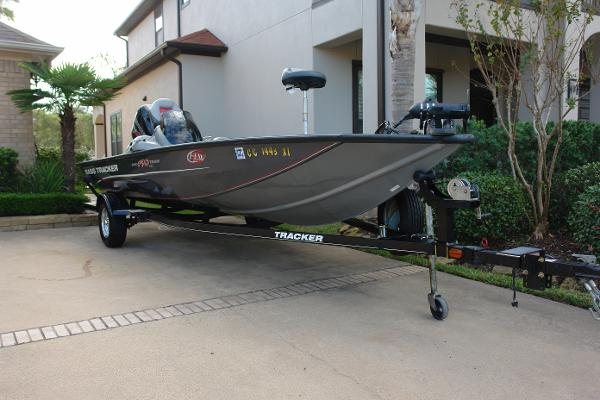 Bass Tracker PRO TEAM 190