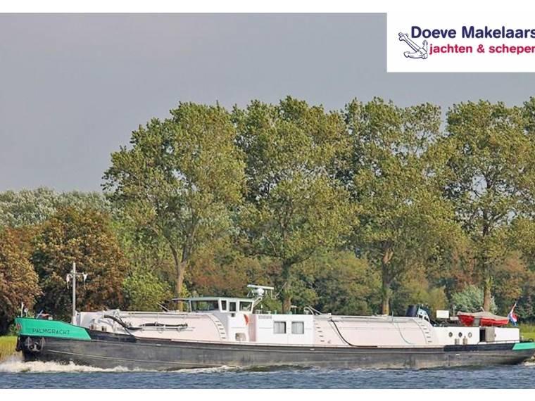 Former Cement Tanker,  Live Aboard vessel