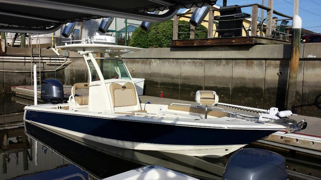 Scout Boat Company 251 XS