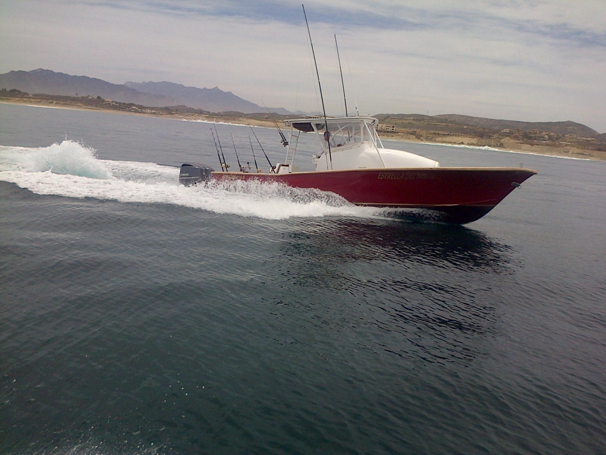 Custom Carolina 32 foot offshore
