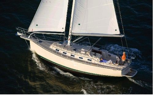 Island Packet Yacht Estero Brochure photo