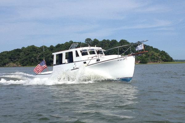 Ellis 28' DOWNEAST/LOBSTER YACHT ELLIS 28
