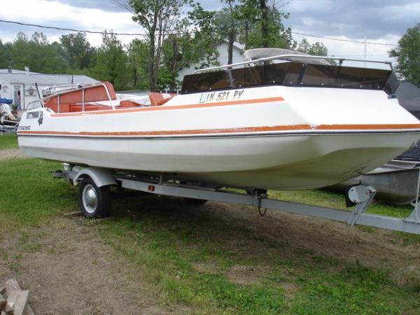 Viking Boats 190 SI