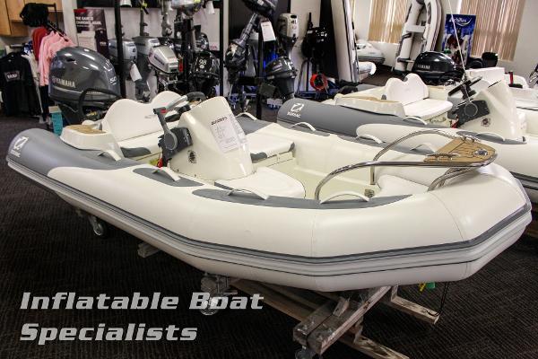 Zodiac Yachtline 380 NEO w/F40