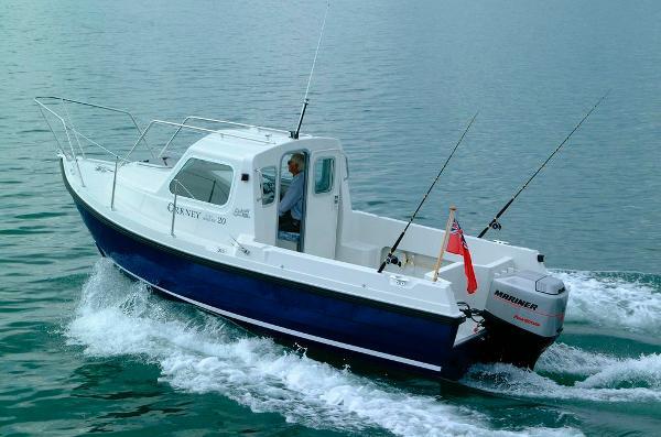 Orkney Pilot House 20 Manufacturer Provided Image: Orkney Pilot House 20 Cruising