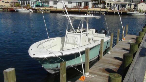Nautic Star 2500XS Offshore