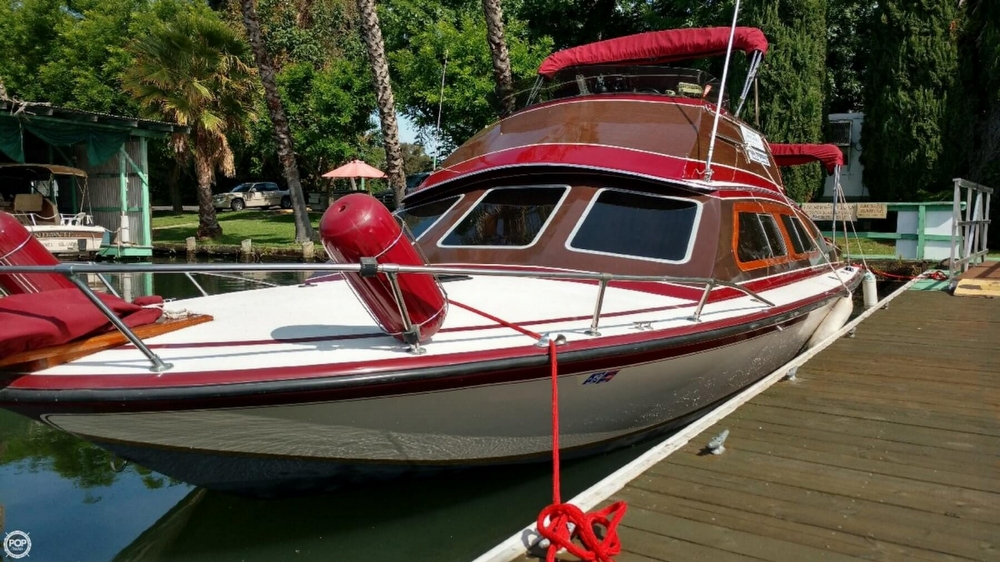Campbell Flybridge 32 1978 Campbell Flybridge 32 for sale in Stockton, CA