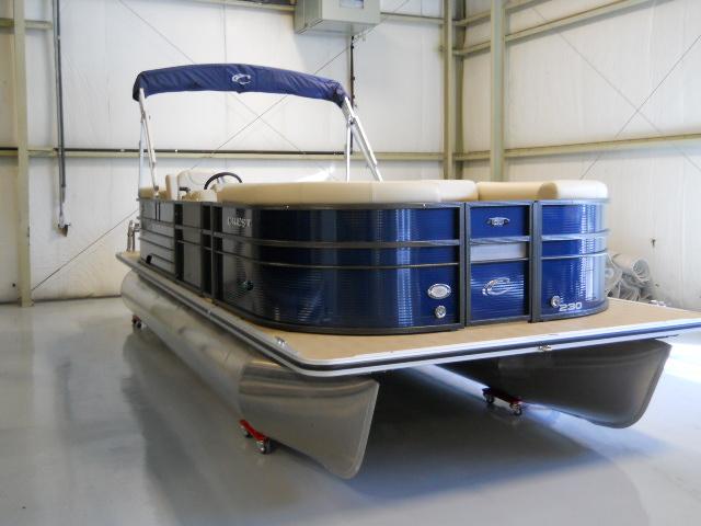 Crest Pontoon Boats Crest II 230 L