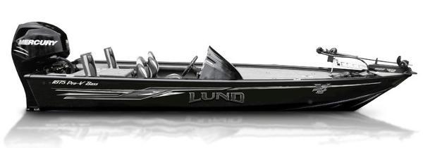 Lund Pro V Bass XS 1875