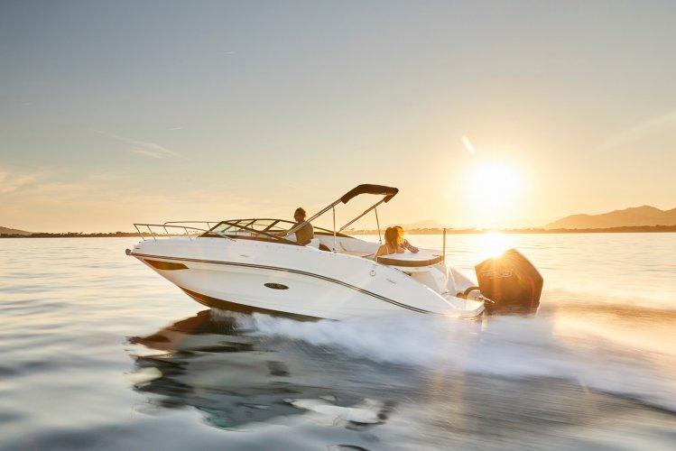 Sea Ray Sun Sport 230 Outboard