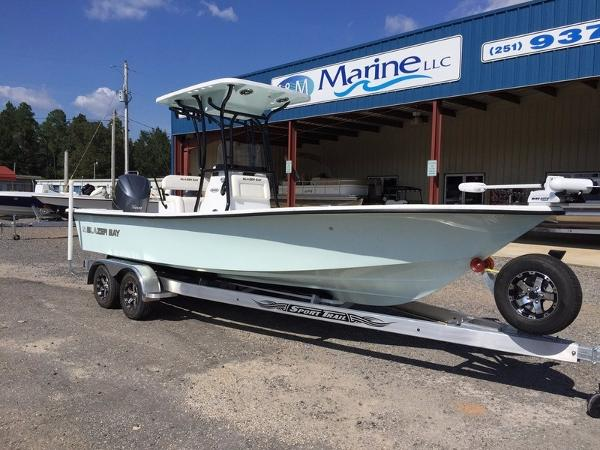 Blazer Boats 2400 Bay