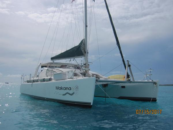 Admiral Sailing Catamaran 380 Executive/Owner's Version