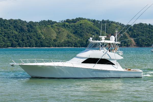 Viking 56 Sport Fish Convertible Port Side
