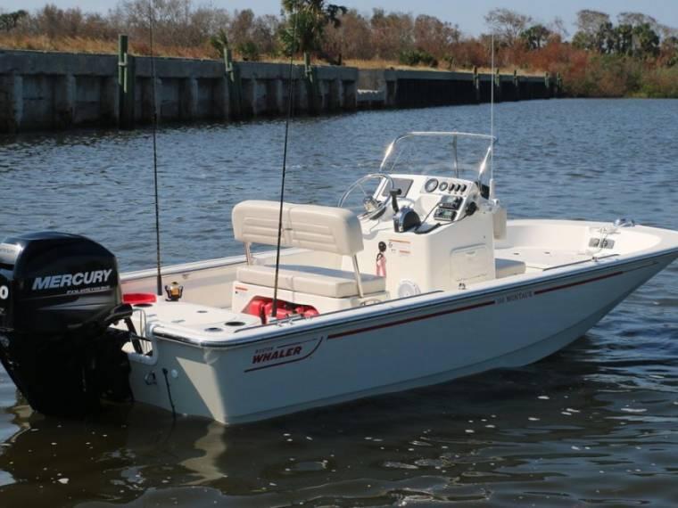 Boston Whaler Edgewater Florida Boston Whaler 150 Montauk