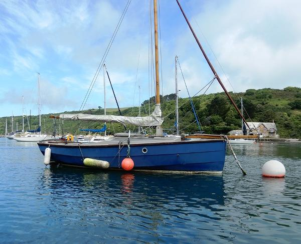 Cornish Crabbers Shrimper