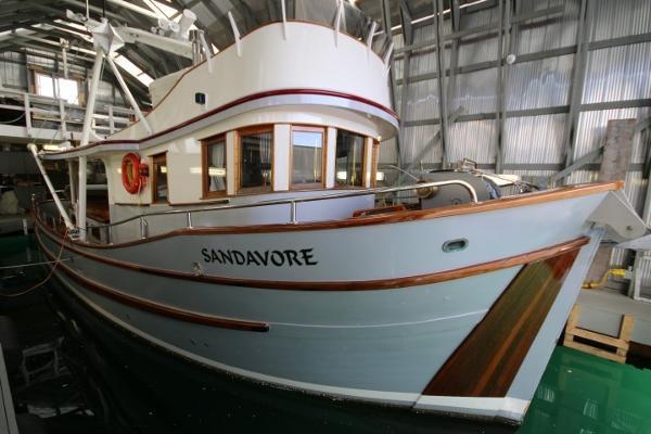 Wahl Custom Trawler