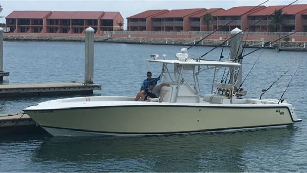 Sea Vee 340 Diesel