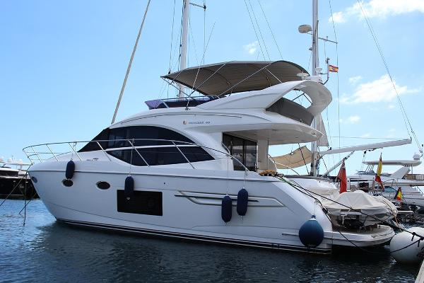 Princess 49 Used 2018 Princess 49 for sale in Menorca - Clearwater Marine Official Princess Dealer