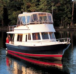 Mainship 400 Trawler Brochure picture