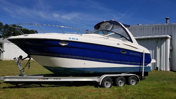 Monterey 265 Cruiser