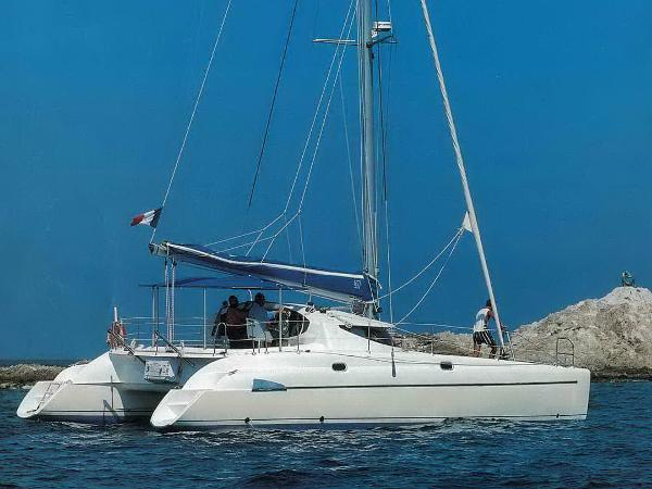 Fountaine Pajot ATHENA 38 Catamaran