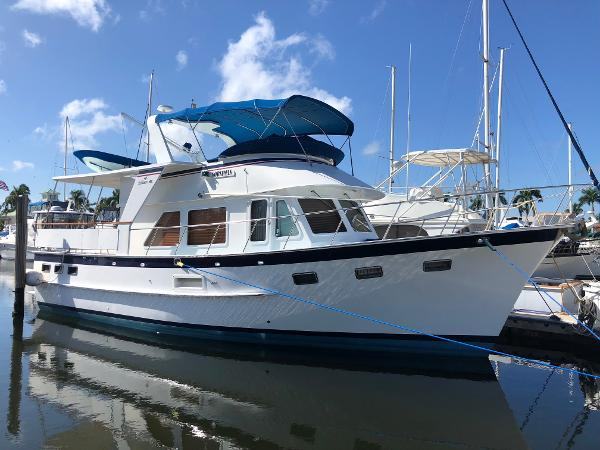 DeFever 44' Offshore Cruiser