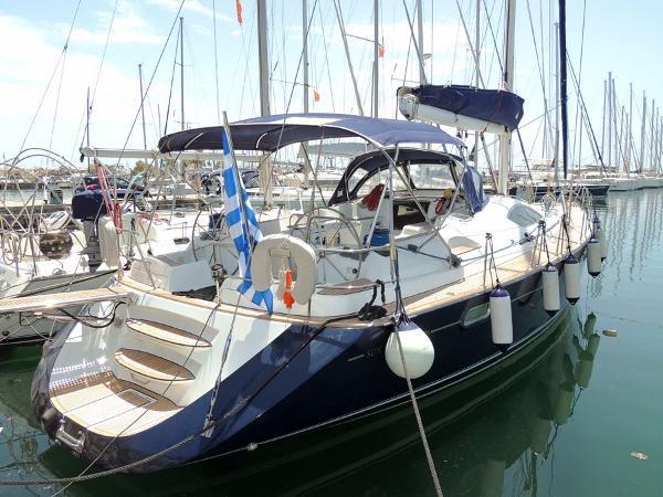 Jeanneau Sun Odyssey 54 DS - Blue Hull