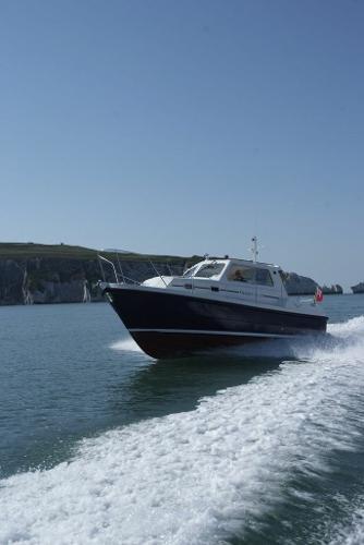 Orkney Pilot House 27 Cruising