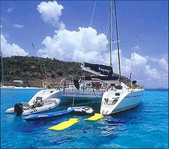 Lagoon Catamaran 55' Lagoon Aft