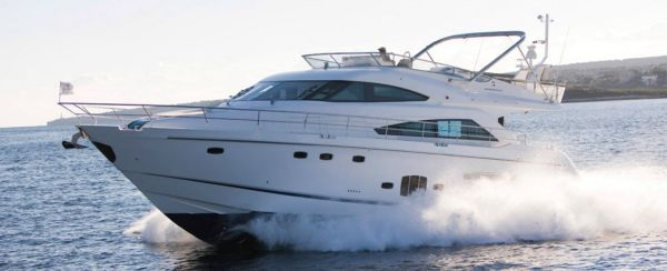 Fairline Squadron 65 Manufacturer Provided Image