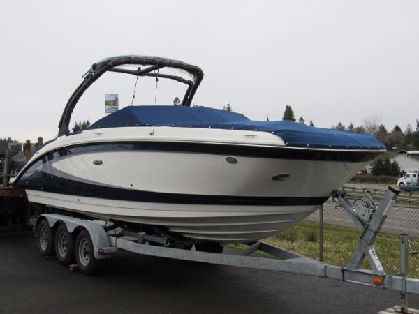 Sea Ray SDX 270 Outboard