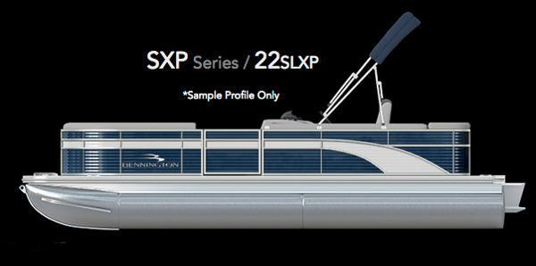 Bennington 22 SLXP