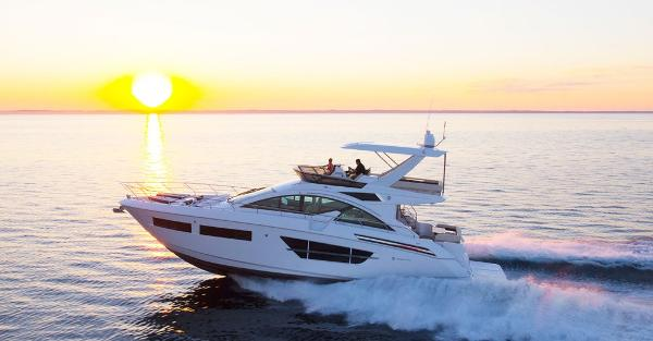 Cruisers Yachts Cantius 60 Fly Manufacturer Provided Image