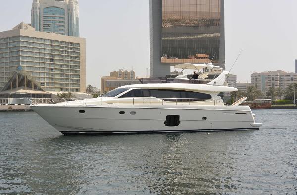 Ferretti Yachts 630 Fly Motor Yacht