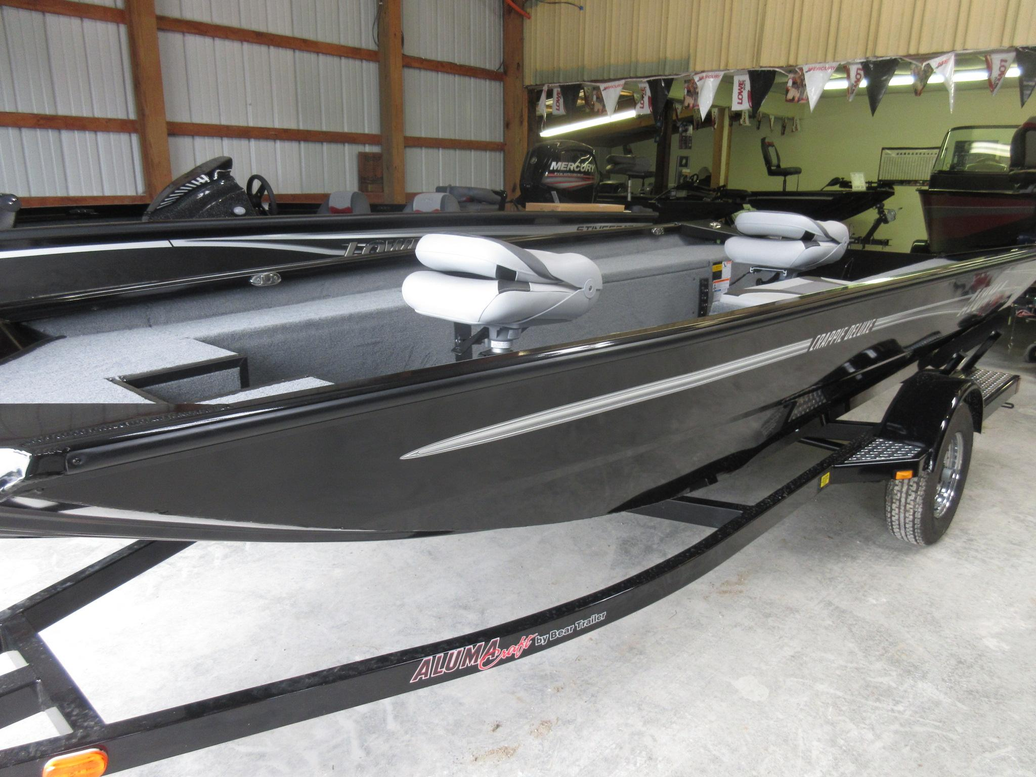 2018 alumacraft crappie dlx rockville indiana boats com rh boats com Wiring Harness Diagram Ford Wiring Harness Kits