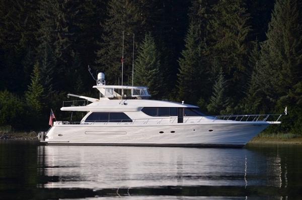 West Bay Motor Yacht