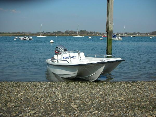 Orkney Dory 424 Hull