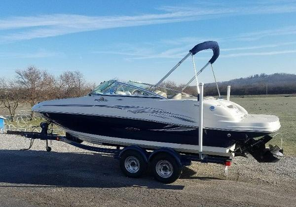 Cincinnati new and used boats for sale for Fish and ski boats for sale craigslist