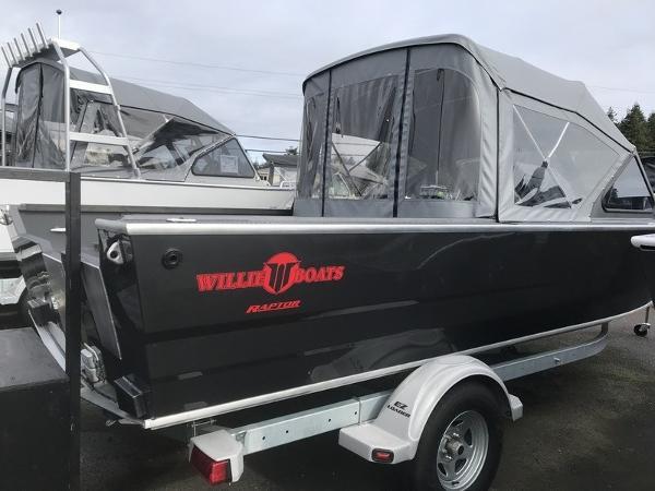 Willie 21x84 Raptor (removable windshield)