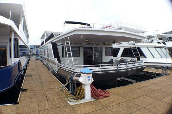 Fantasy 20 X 100 Houseboat