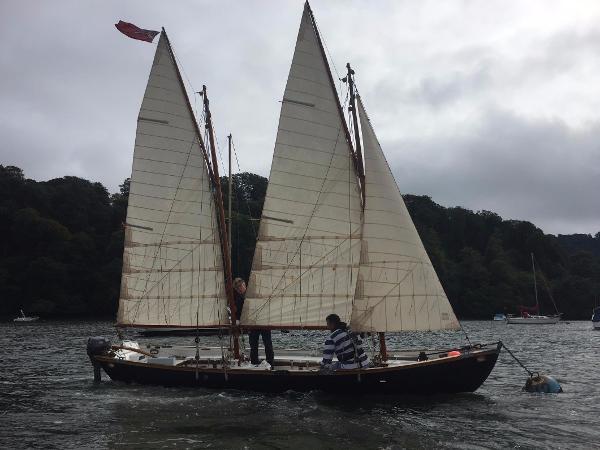 Selway Fisher 'Grace Hawar' Longboat Selway Fisher 'Grace Hawar' Longboat