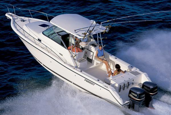 Pursuit 3070 Offshore Manufacturer Provided Image
