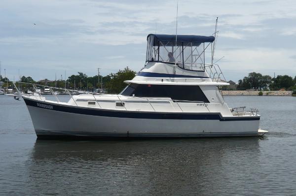 Mainship 34 III