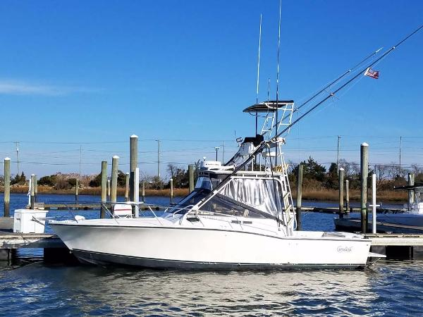 Carolina Classic 28 Express Profile