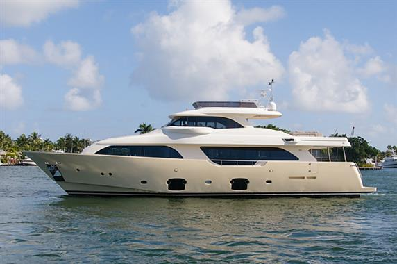 Custom Line Navetta 26 Profile