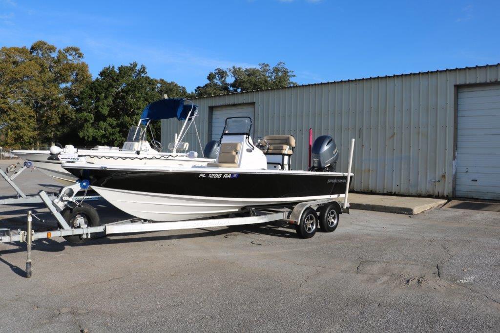 Sportsman Boats 214 Tournament