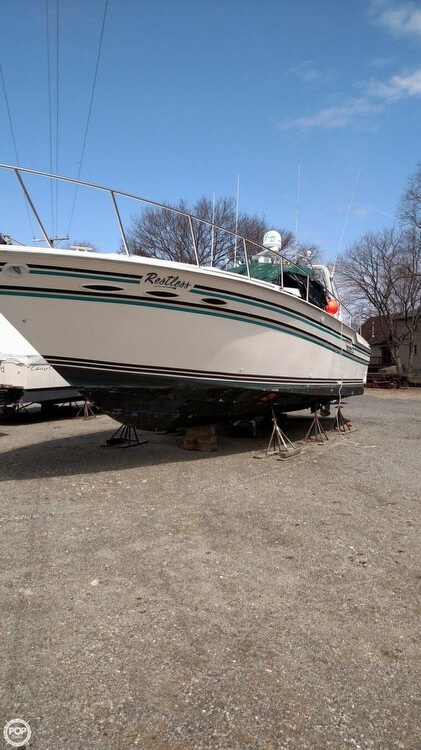 Sea Ray 460 Express Cruiser 1987 Sea Ray 460 EC for sale in Nantucket, MA