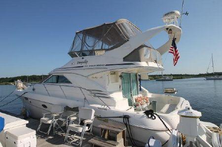 Sea Ray 400 Sedan Bridge boats for sale - boats com